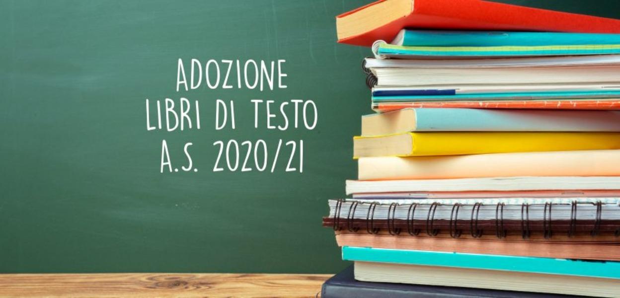 ADOZIONE LIBRI DI TESTO 2020/2021