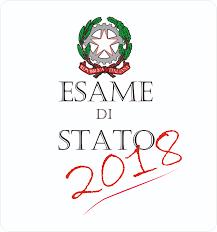 ESAMI DI STATO 2017/2018